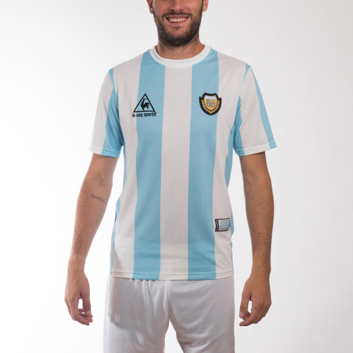 f183323b8 Comprar camiseta argentina le coq sportif   OFF39% Descuentos