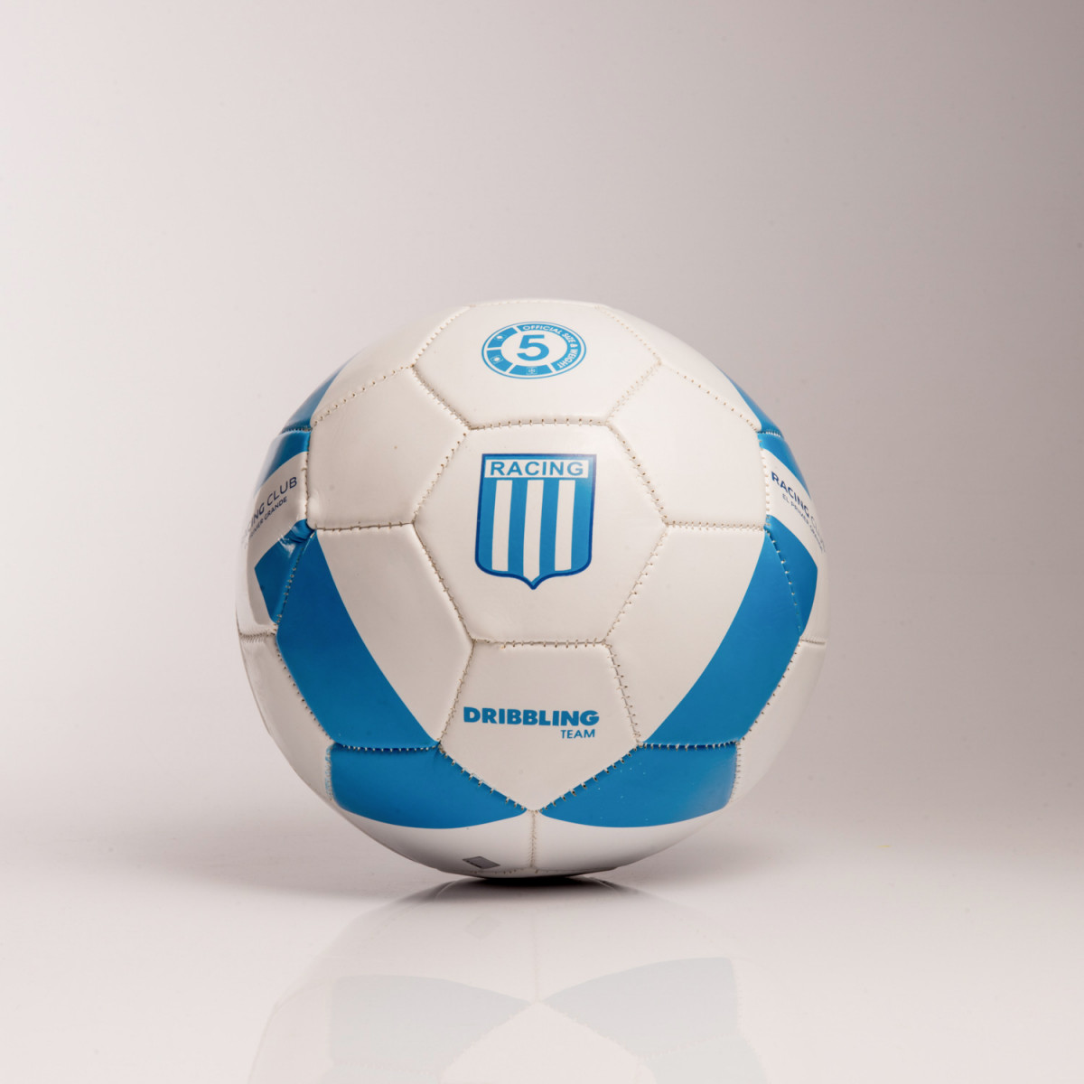 PELOTA DRIBBLING FUTBOL RACING CLUB