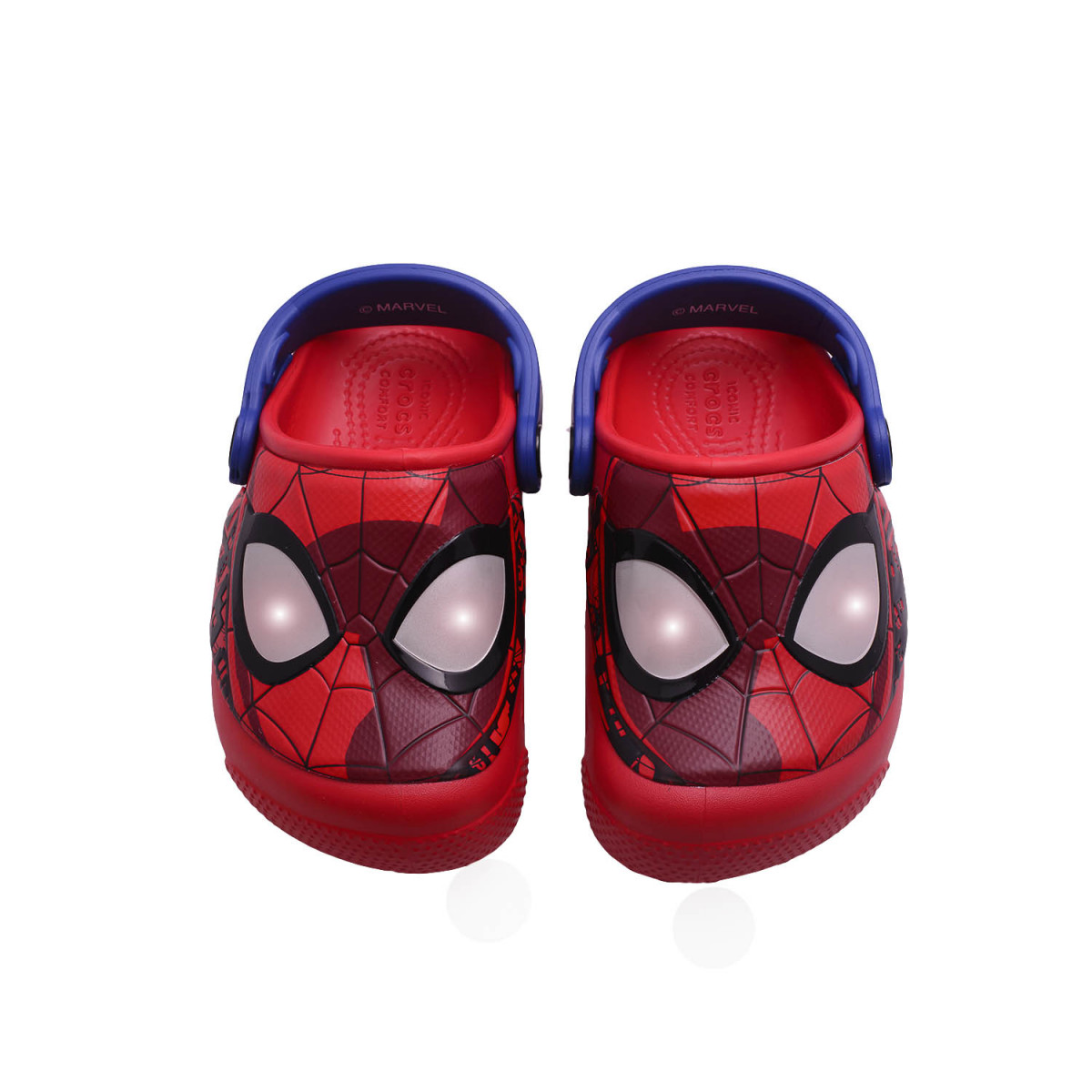 Zuecos Crocs Fl Spiderman