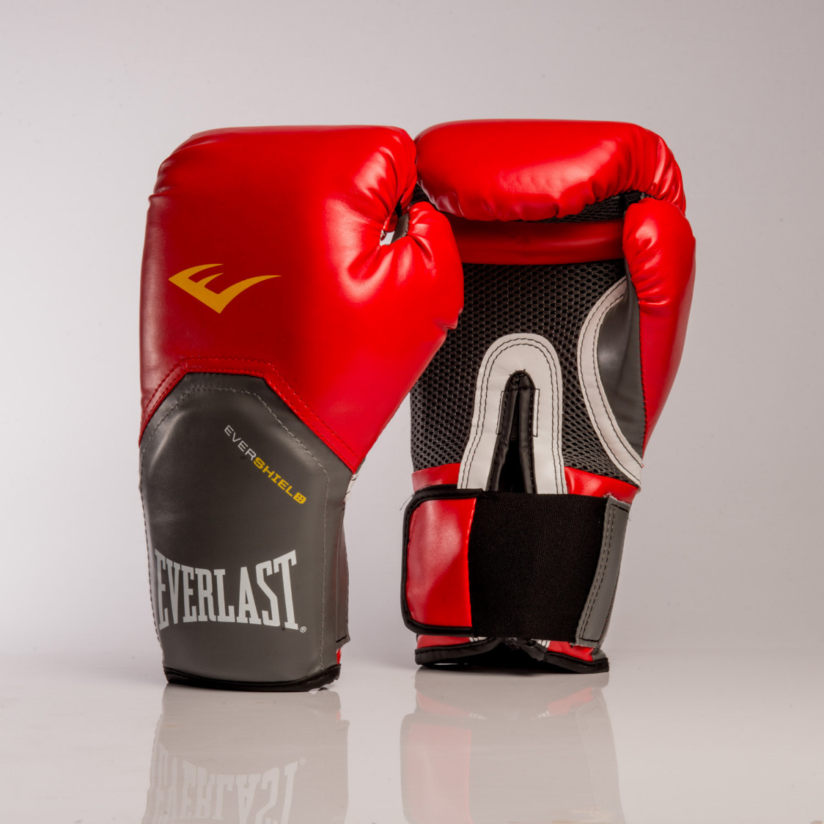 GUANTES EVERLAST PU PRO STYLE ELITE TRAINING 12OZ