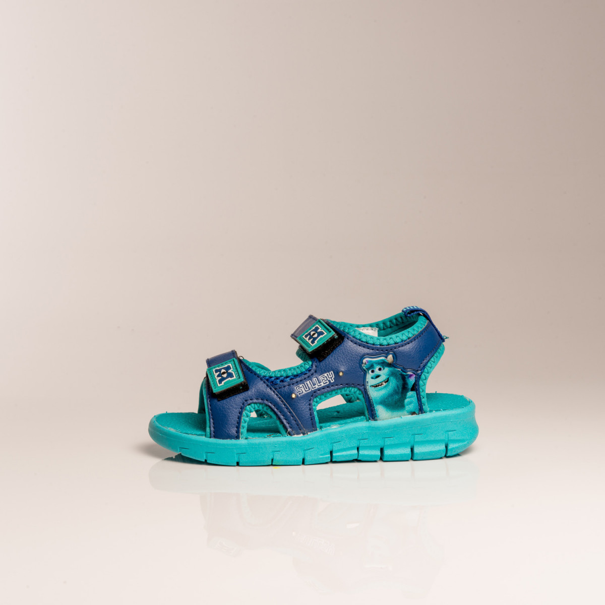 SANDALIAS DISNEY MONSTER INC CON LUZ