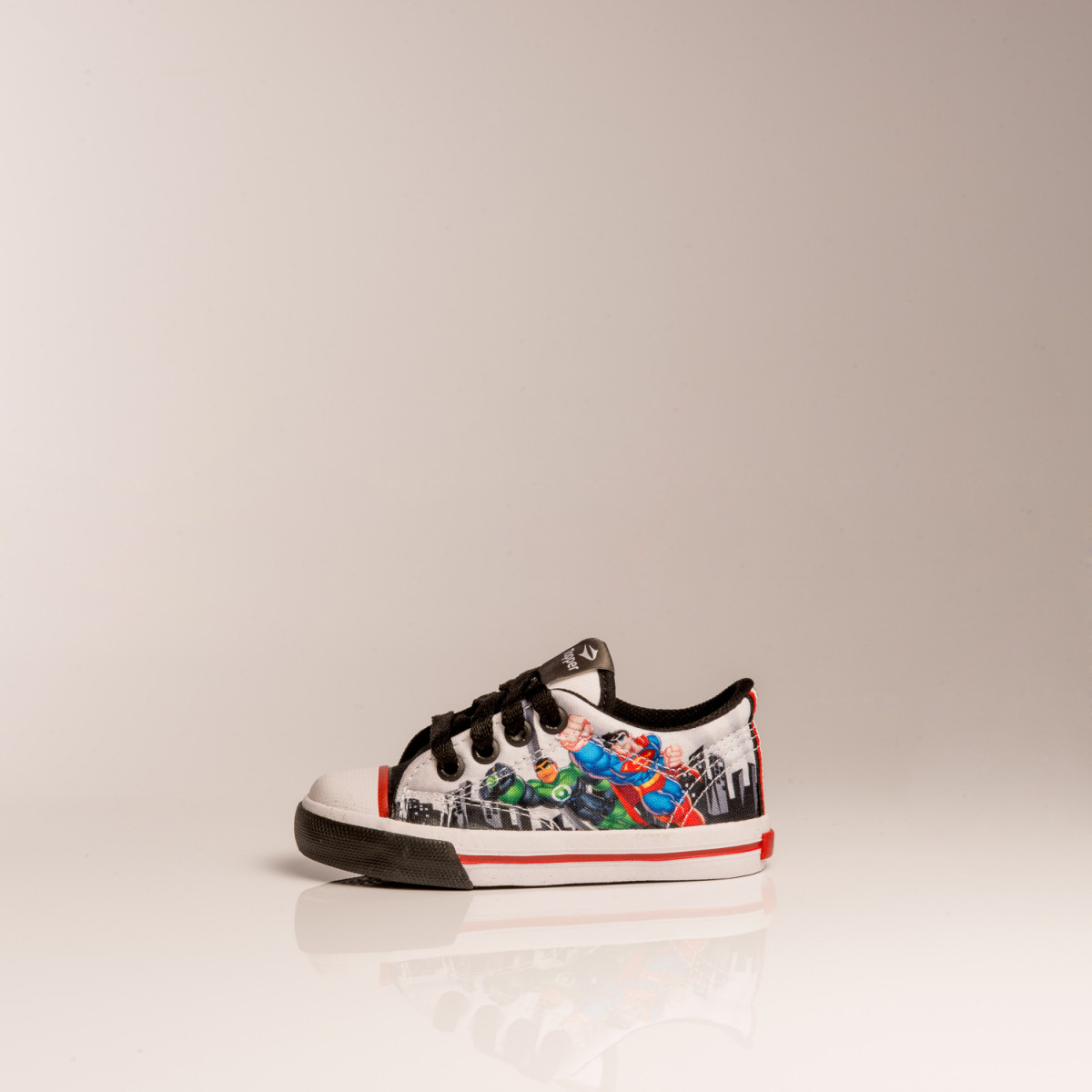 ZAPATILLAS TOPPER COMICS PROF BB SUPER AMIGOS