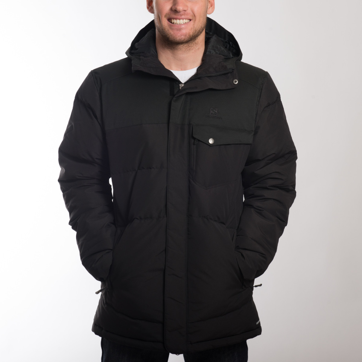 CAMPERA SALOMON UP & DOWN PARKA