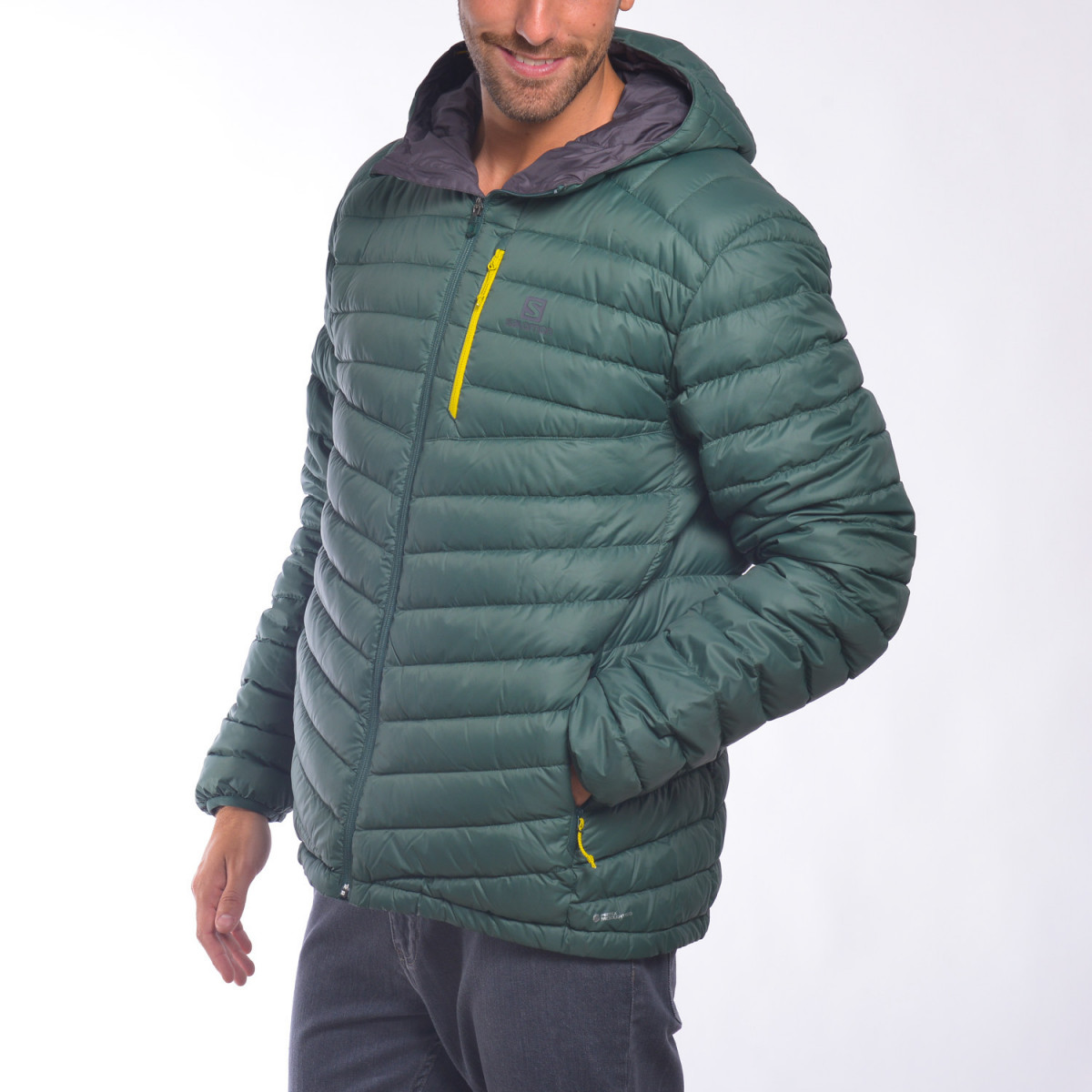 Campera Salomon Pluma