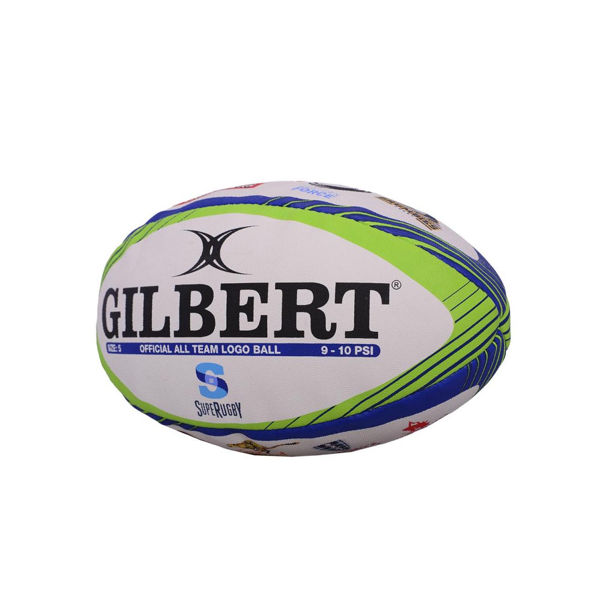 Pelota Gilbert Super Rugby
