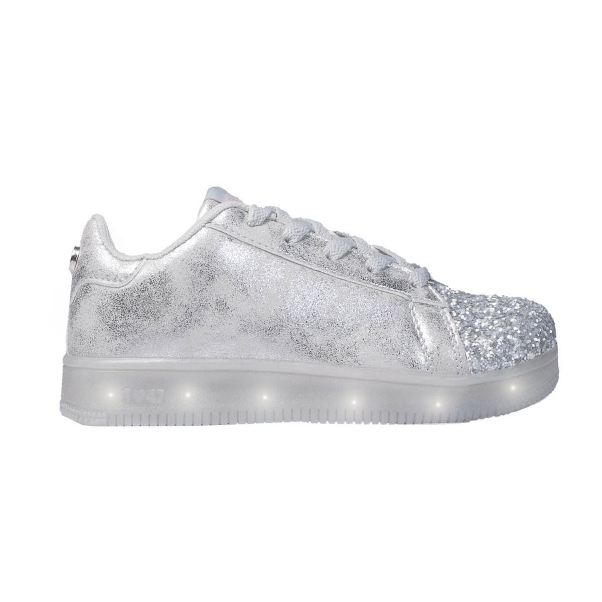 Zapatillas Footy 47 Street Glitter Kids