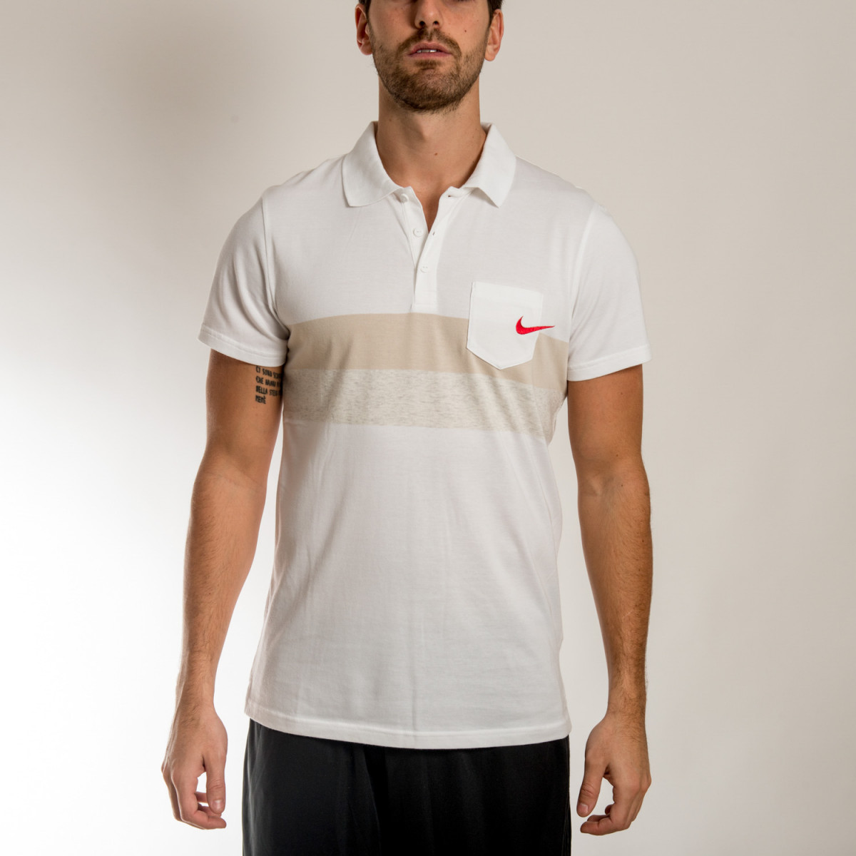 REMERA NIKE STRIPE JERSEY POLO