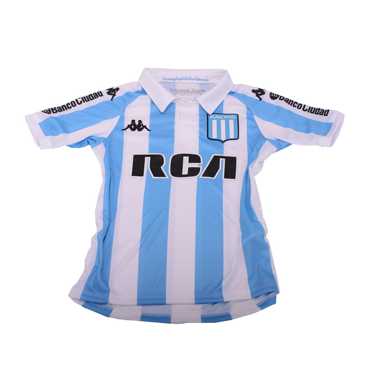 Camiseta Kappa Racing Club 2018 Kids