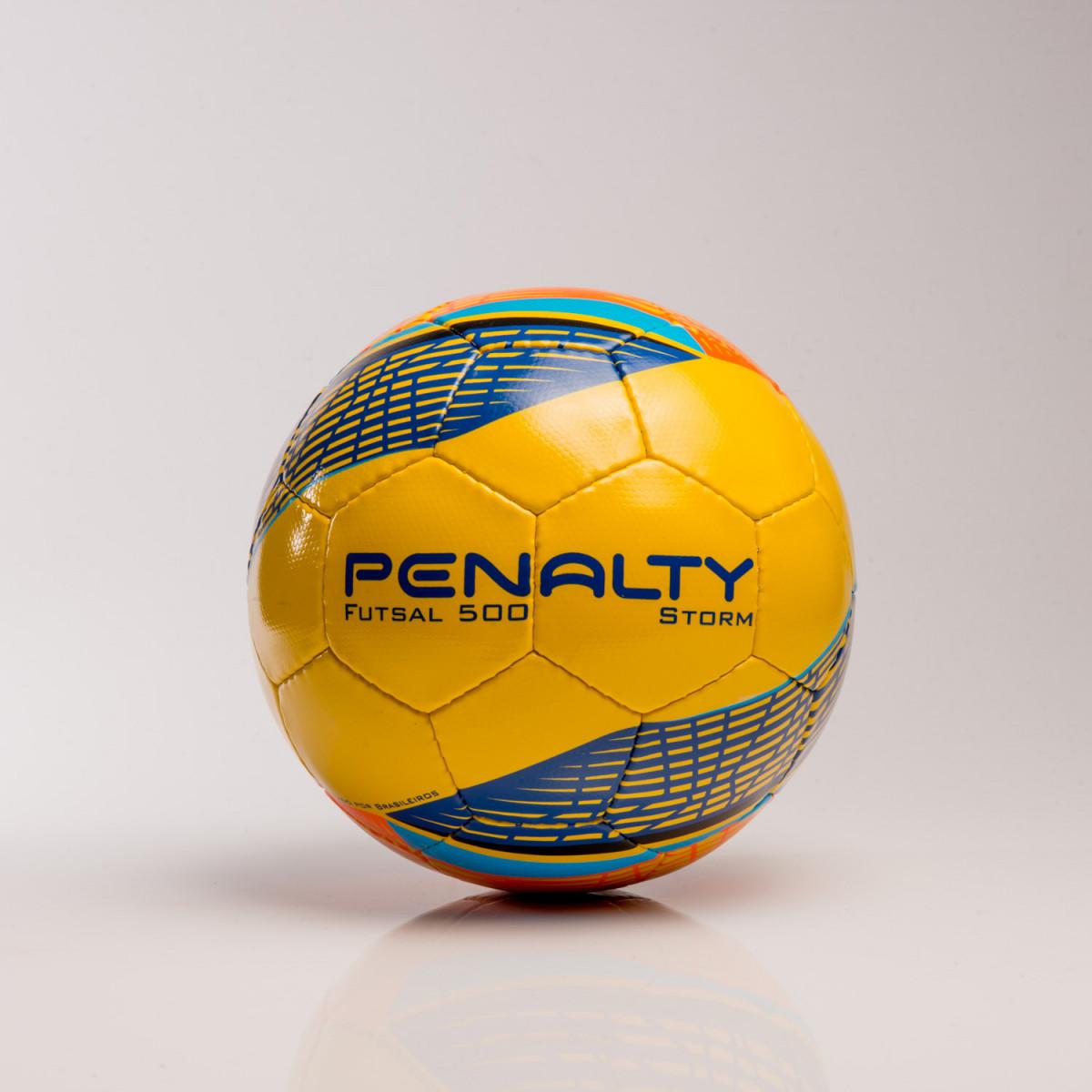 PELOTA PENALTY FUTSAL 500 STORM MANO