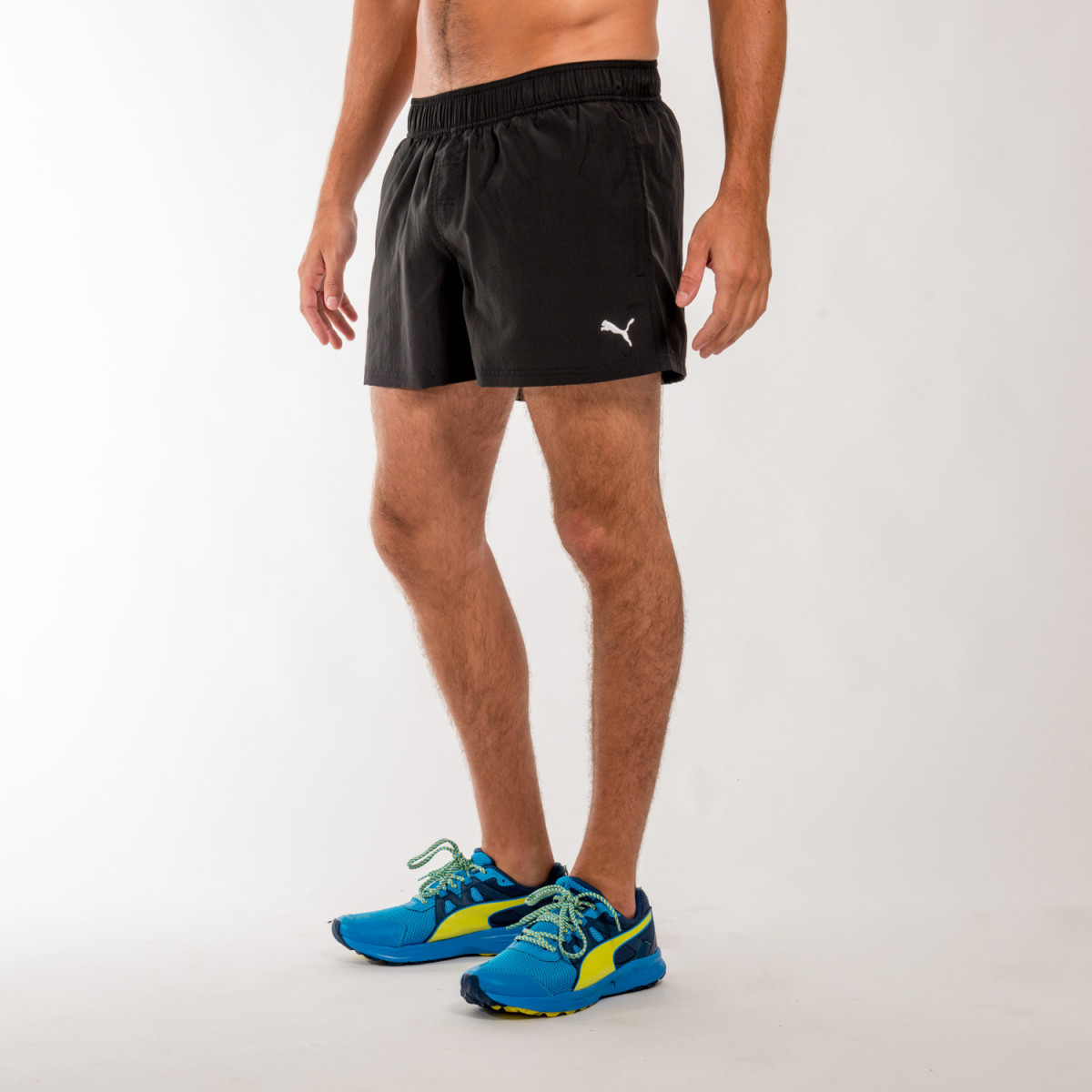 SHORT PUMA ACTIVE CAT LOGO 4