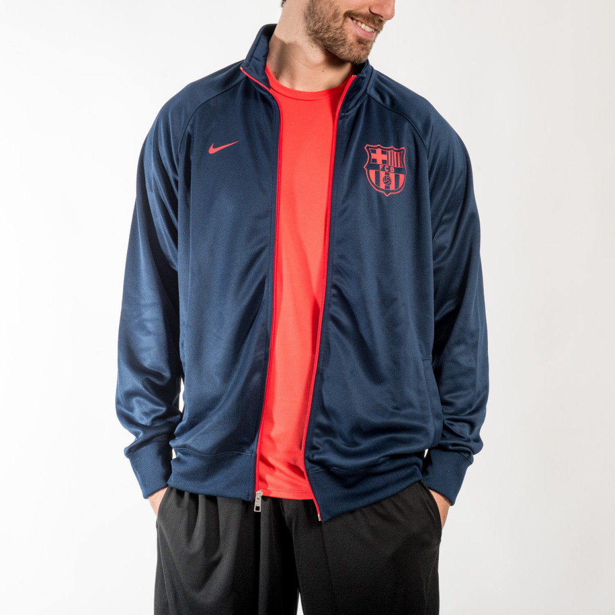 CAMPERA NIKE FCB CORE TRAINER