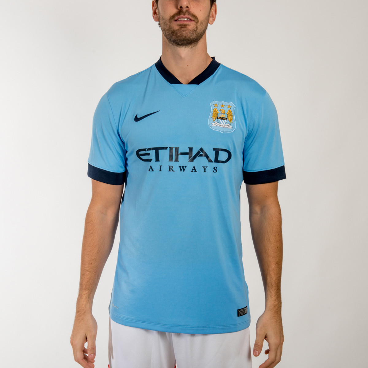 CAMISETA NIKE MANCHESTER CITY HOME STADIUM 2014-2015