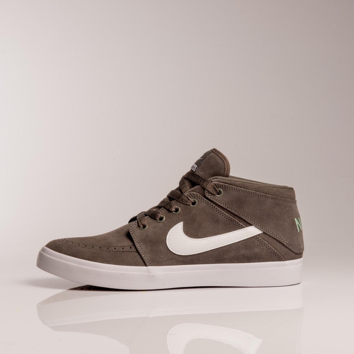 Zapatillas Nike Suketo Mid Suede