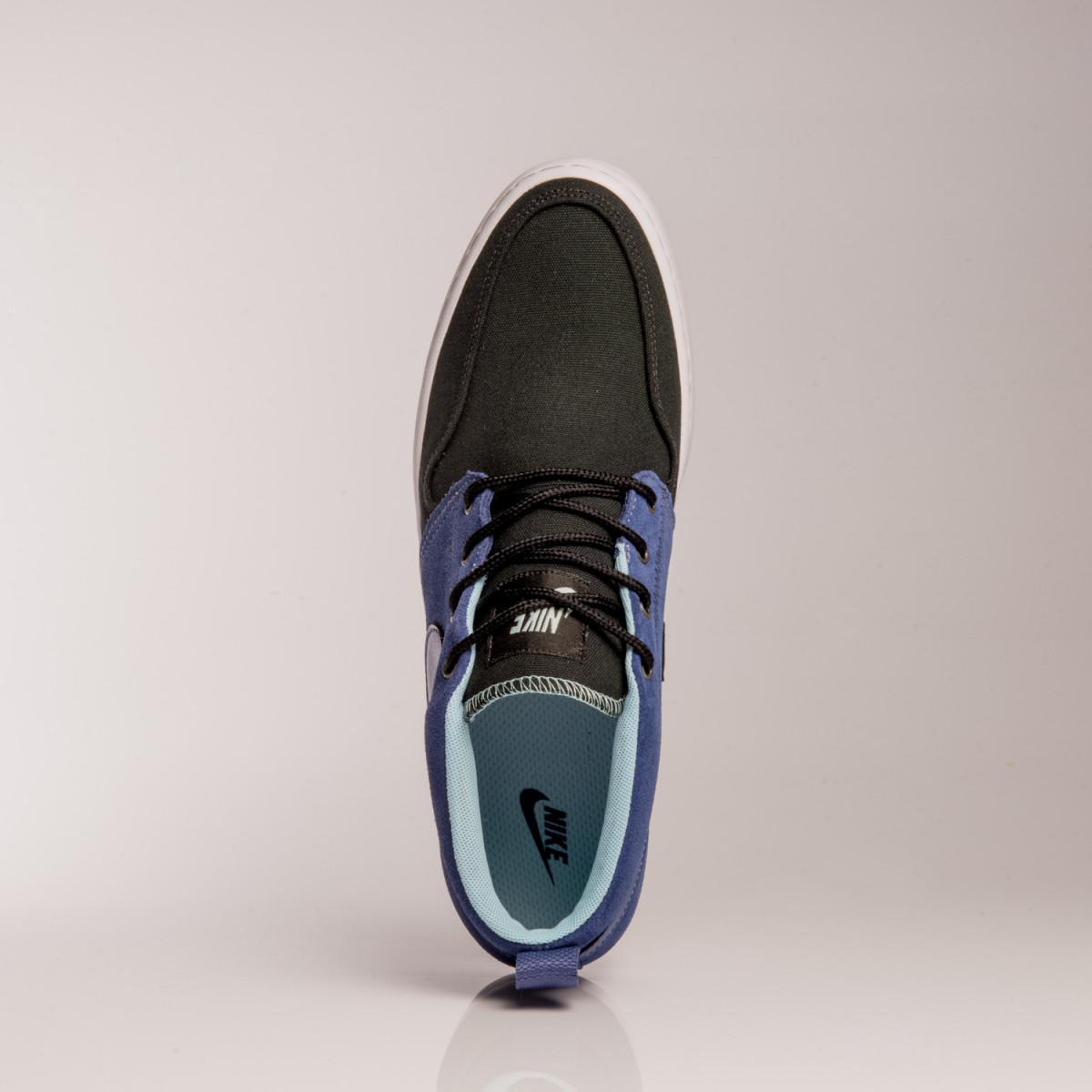 zapatillas nike wardour chukka azul