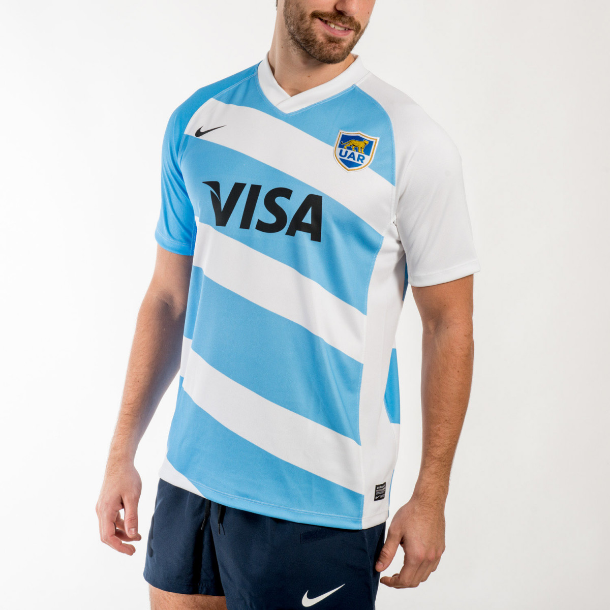 CAMISETA NIKE UAR HOME REPLICA