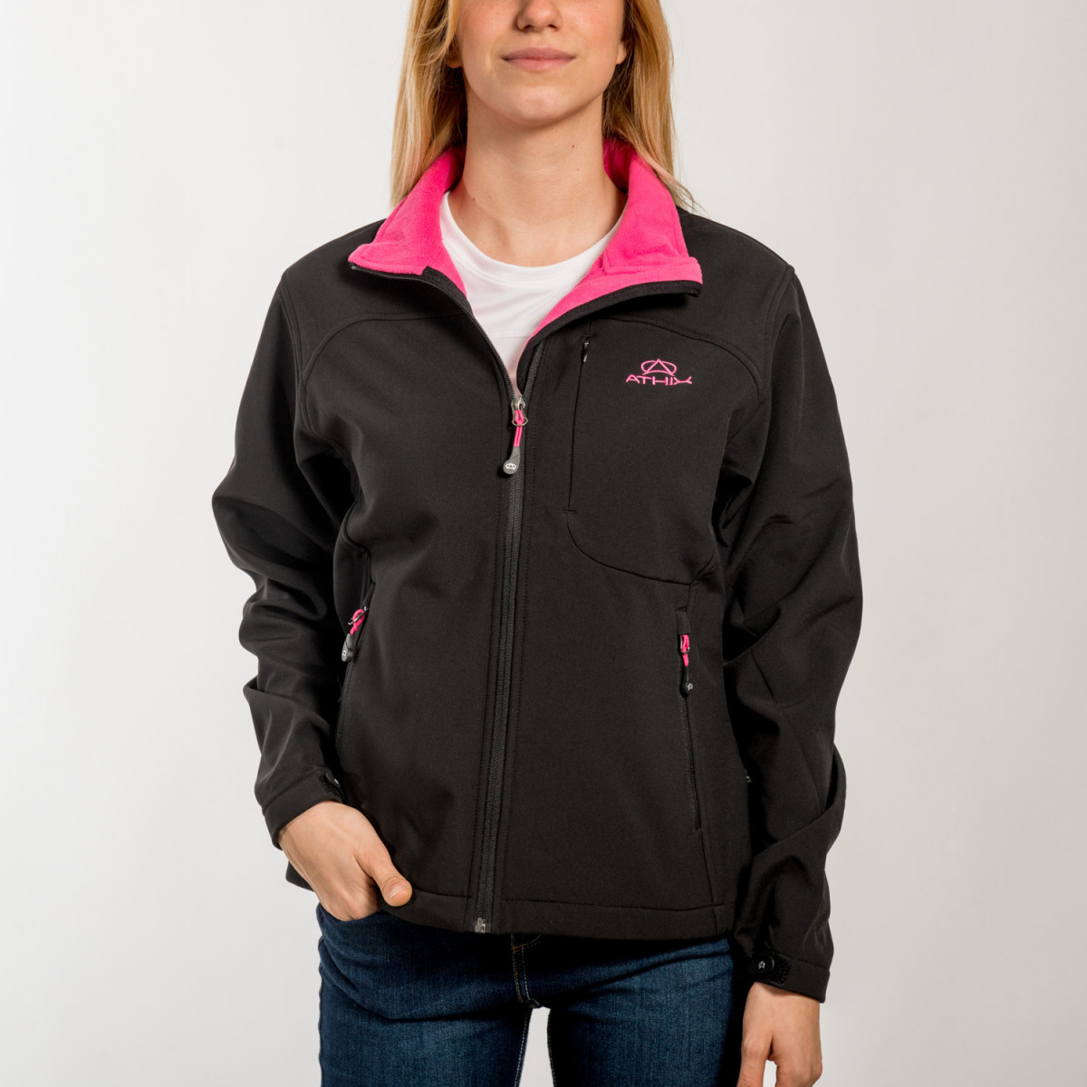 CAMPERA ATHIX RAIN WOMEN SOFTSHELL