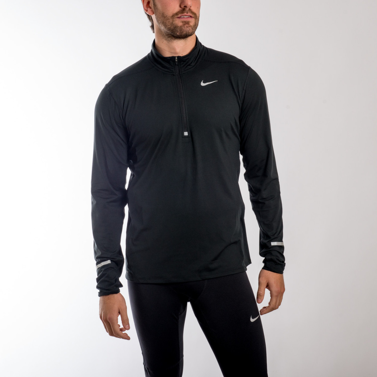 BUZO NIKE DRI-FIT ELEMENT HZ