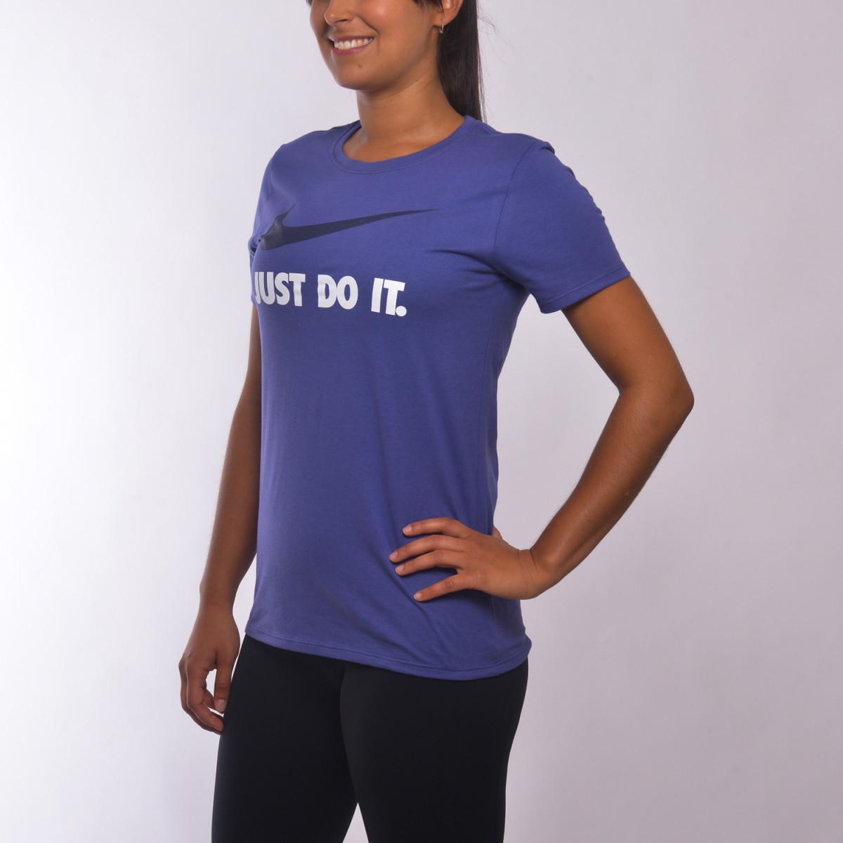 Remera Nike Just Do It  Swoosh
