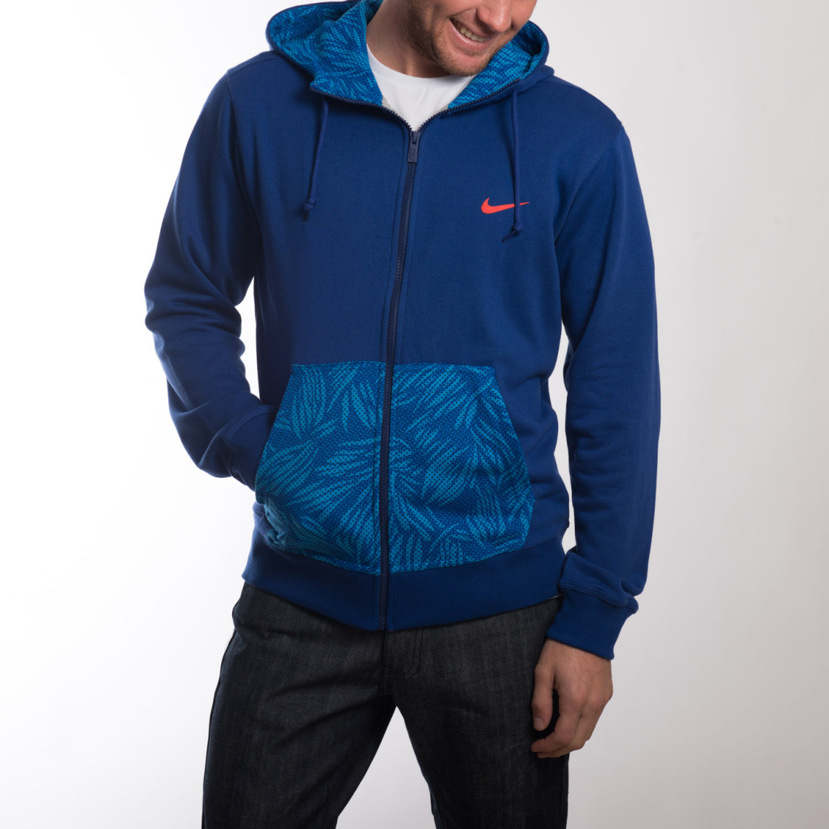 CAMPERA NIKE CLUB FT FZ HDY