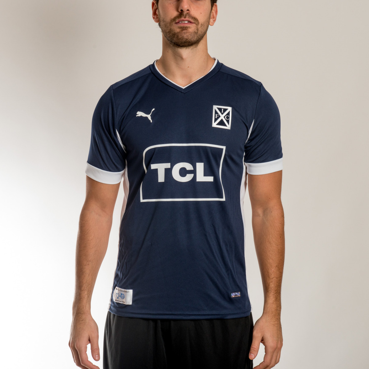 CAMISETA PUMA INDEPENDIENTE SUPLENTE