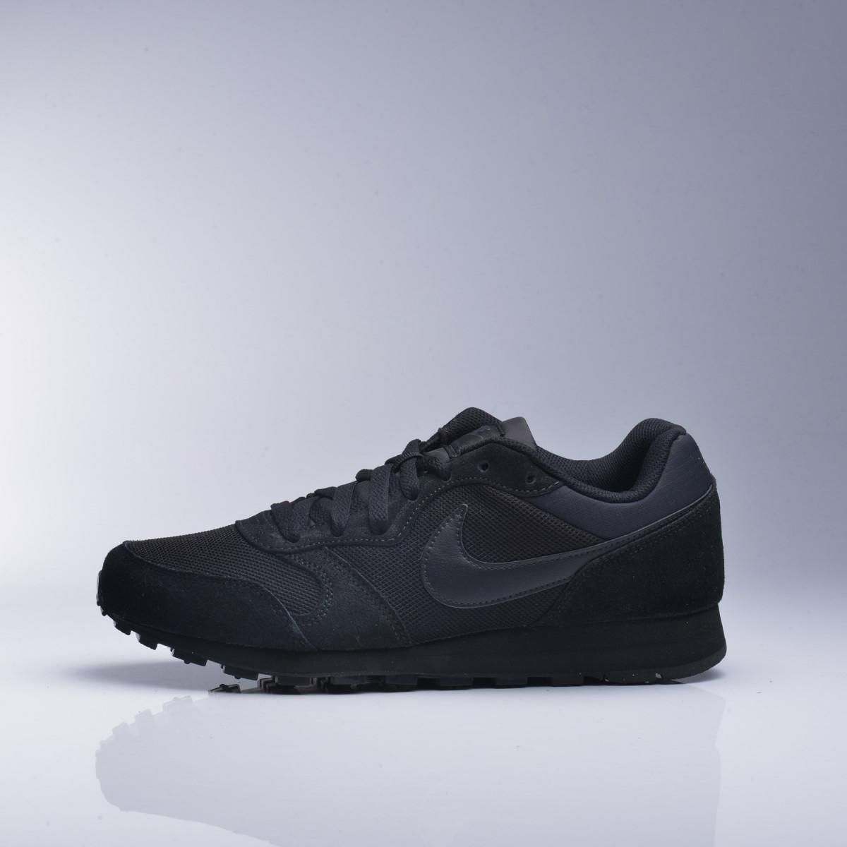 zapatillas nike negras de vestir