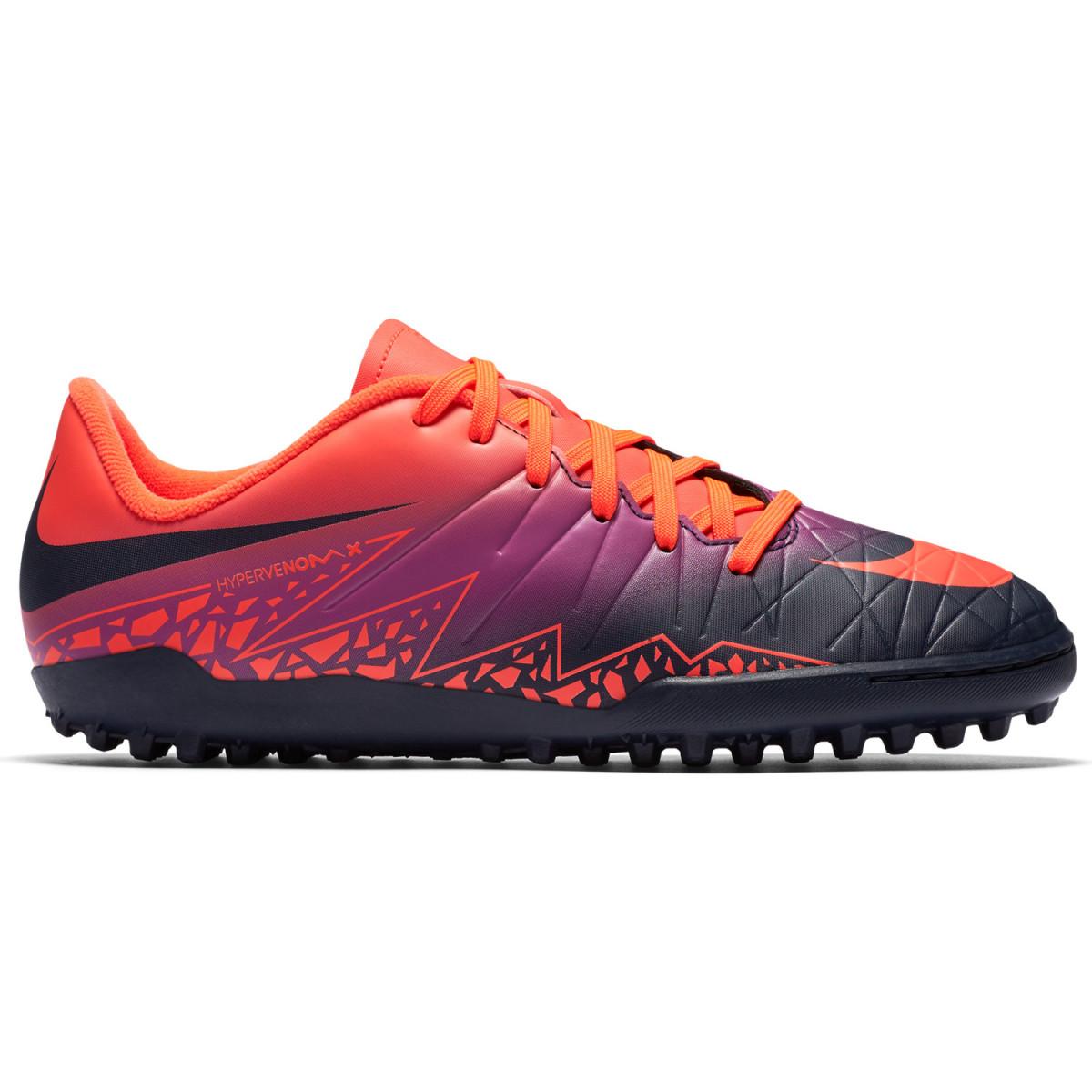 Botines Nike Jr Hypervenom Phelon II Tf