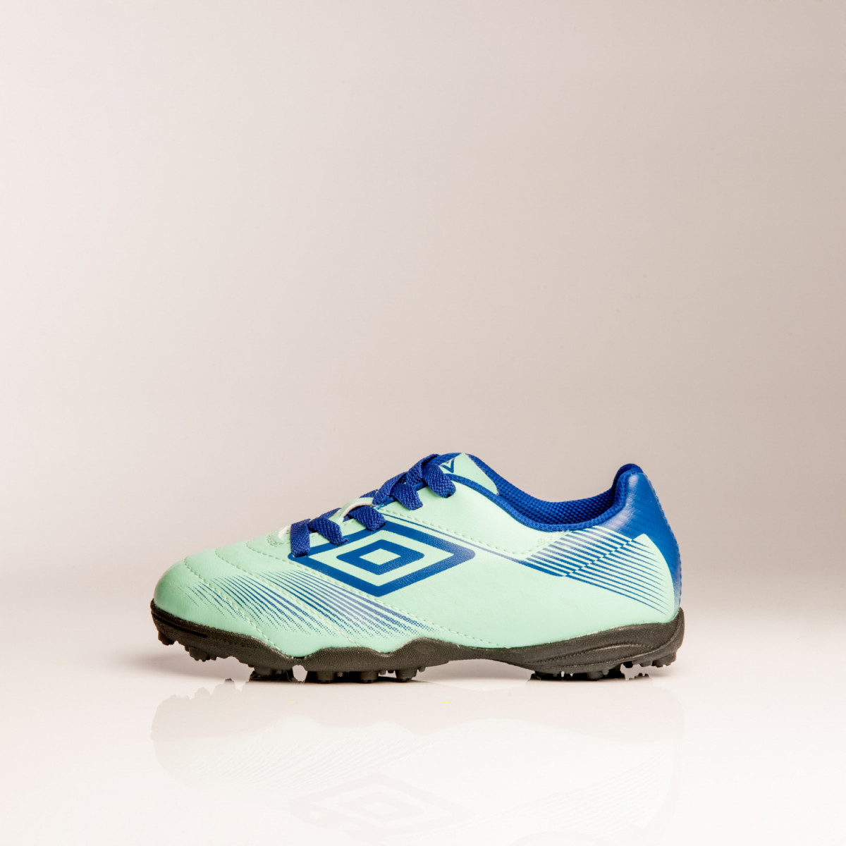 BOTINES UMBRO SOCIETY GRASS JR AQUA7