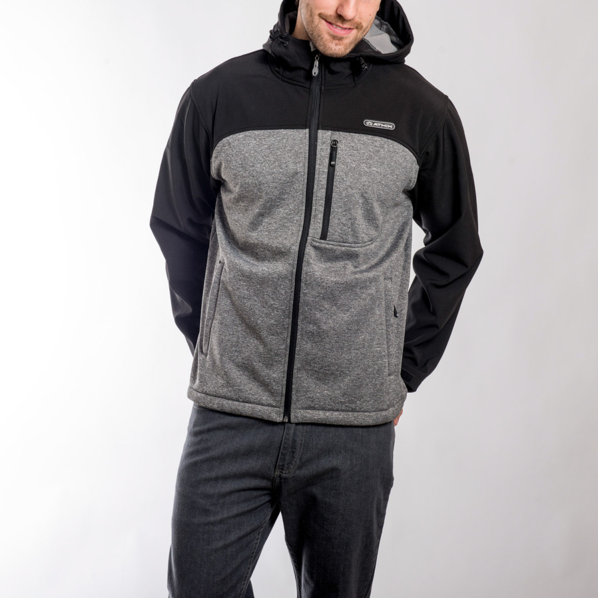 CAMPERA ATHIX SNOW SOFTSHELL