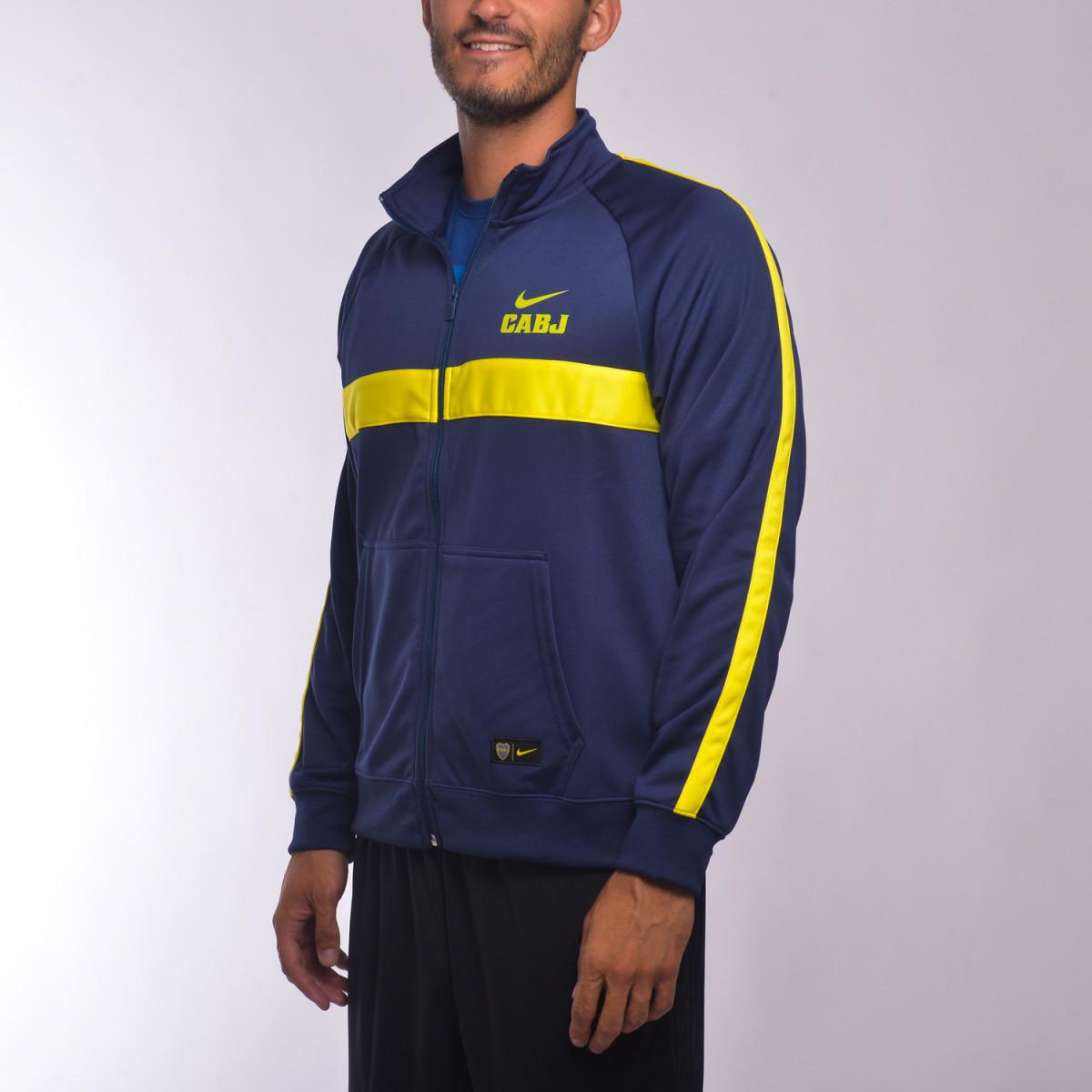 Campera Nike Boca Juniors - Indumentaria Fútbol - Hombre 6a041ddcd7540