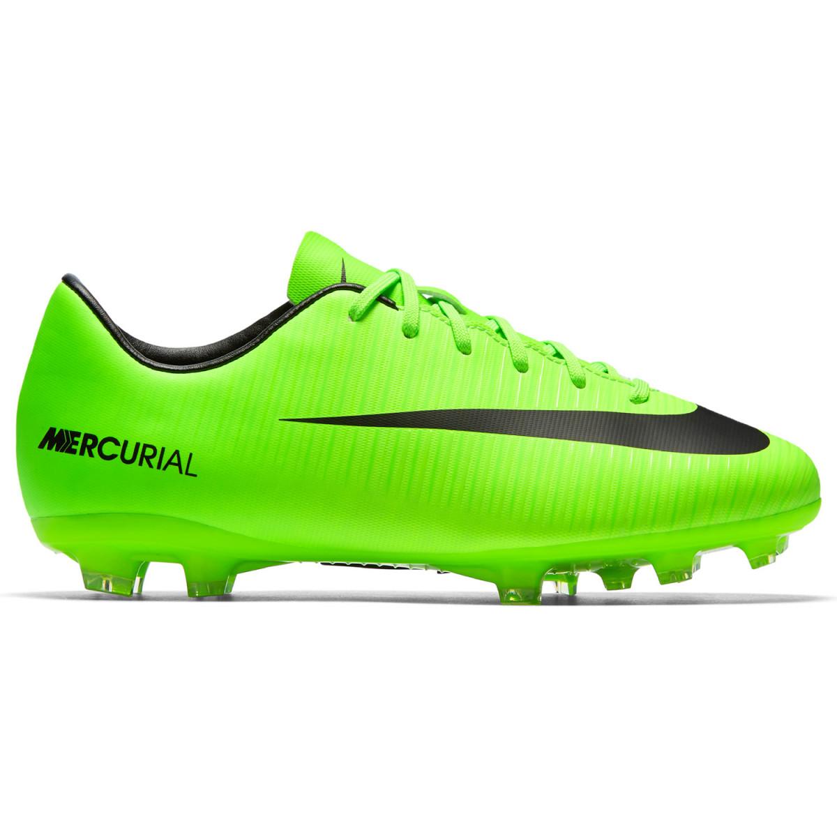 eb76add565 Botines Nike Mercurial Vapor VI Fg Jr - Botines - Niños