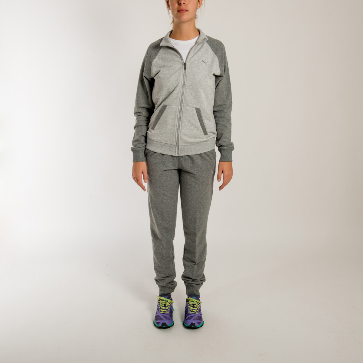 CONJUNTO PUMA FUN SWEAT SUIT W
