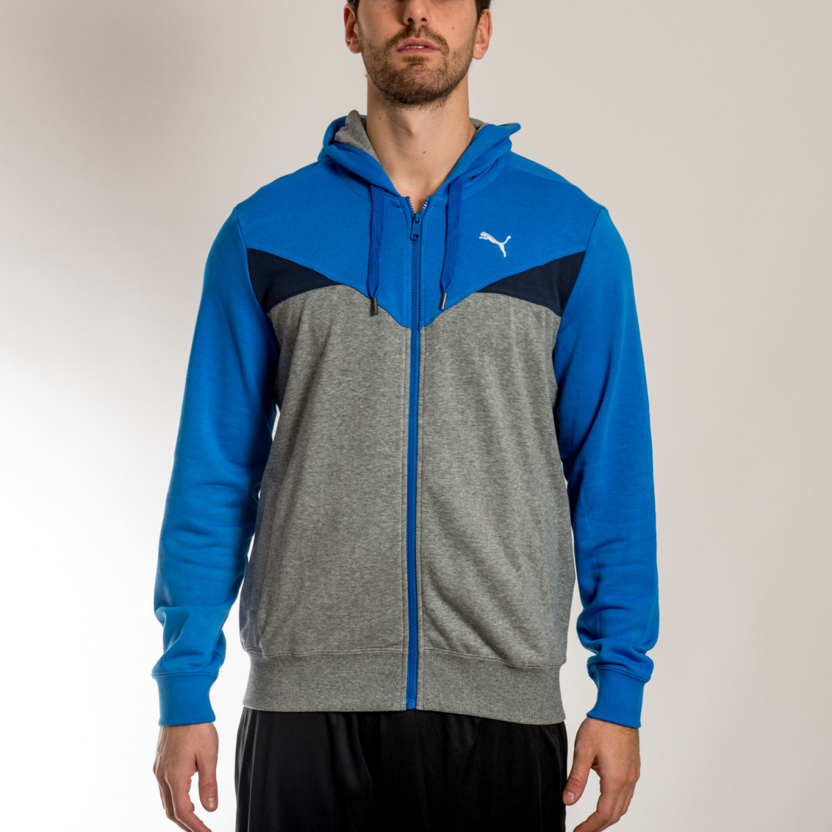 CAMPERA PUMA FUN CB HOODED