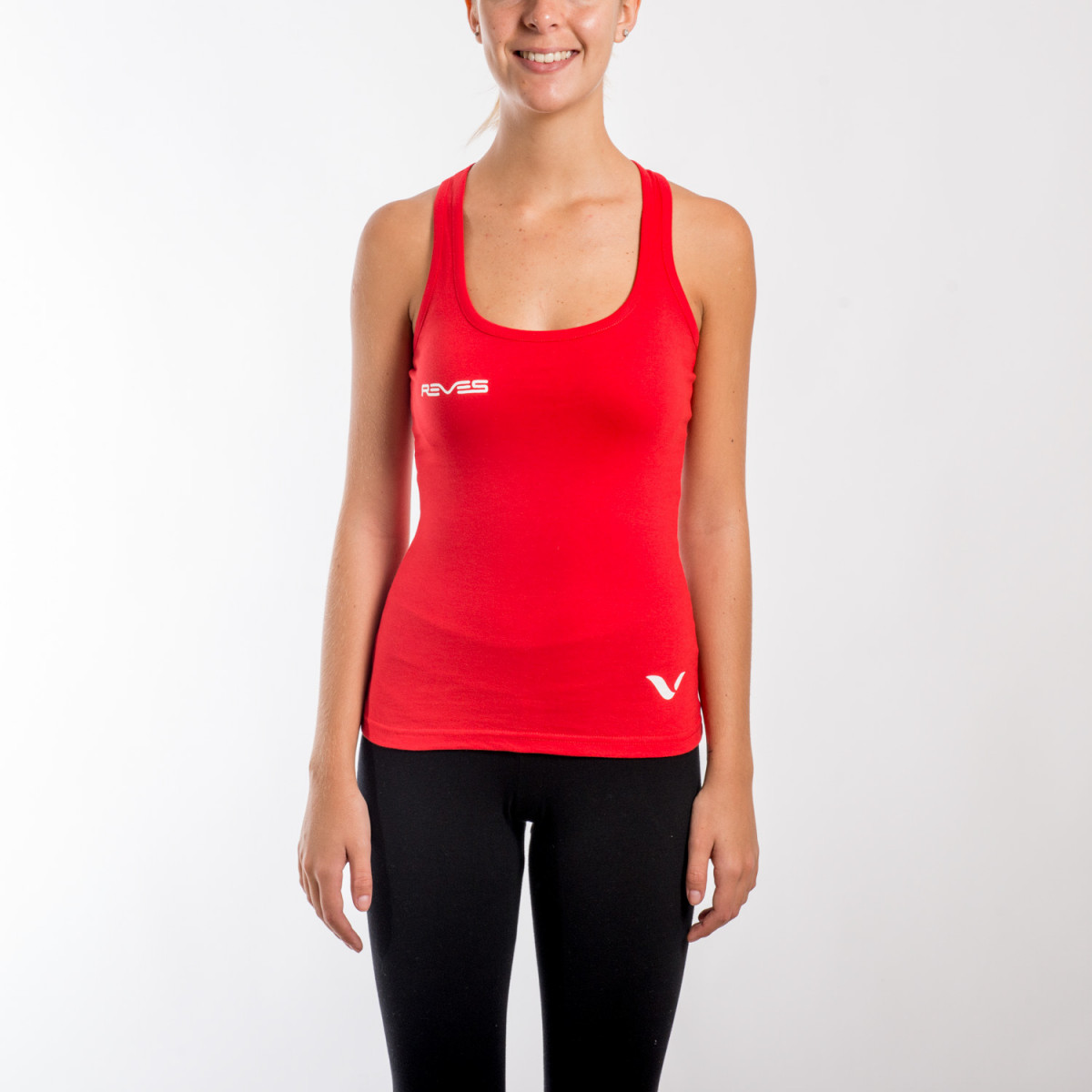 MUSCULOSA REVES DAMA TOP TEAM
