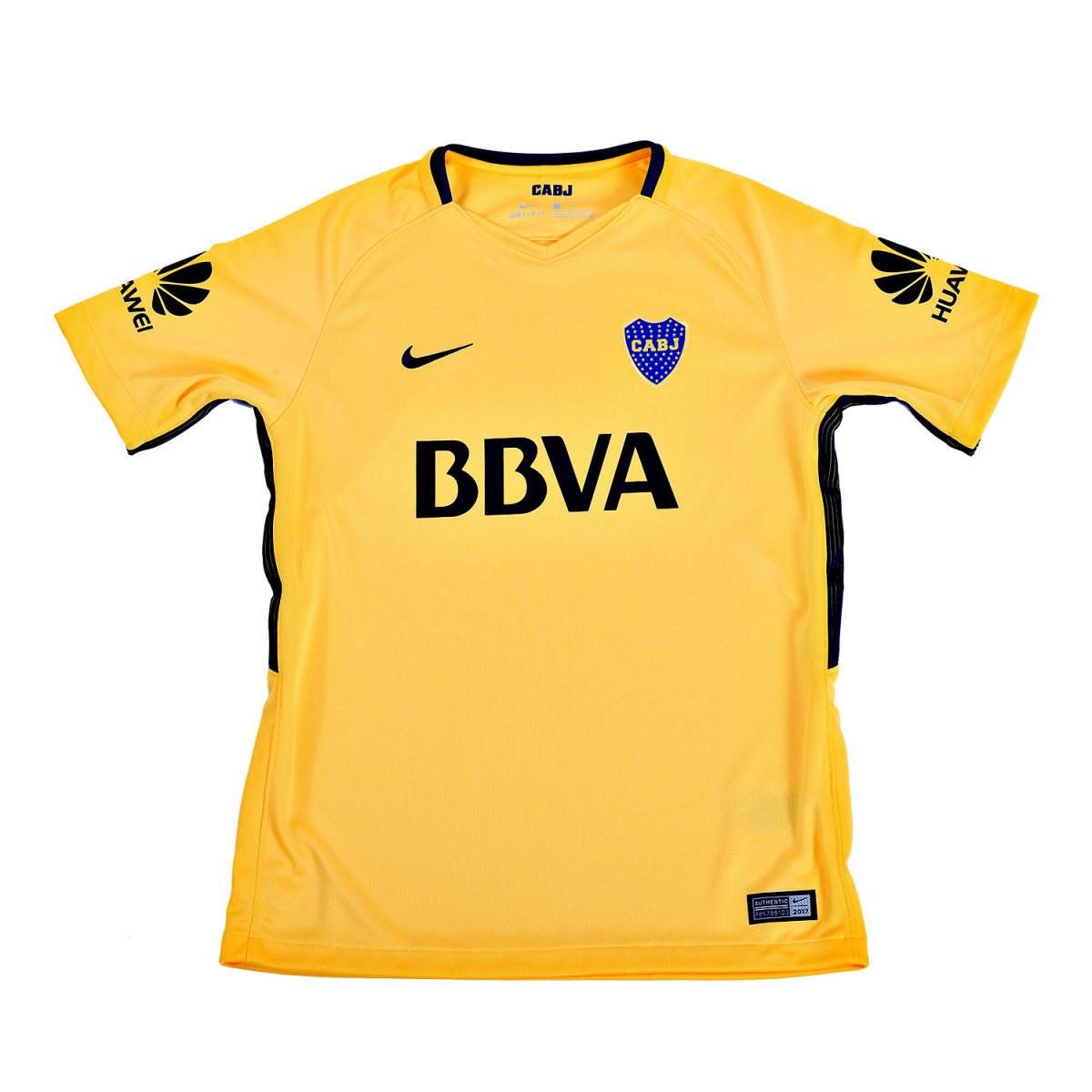Camiseta Nike Boca Brt Stad Jsy 2017