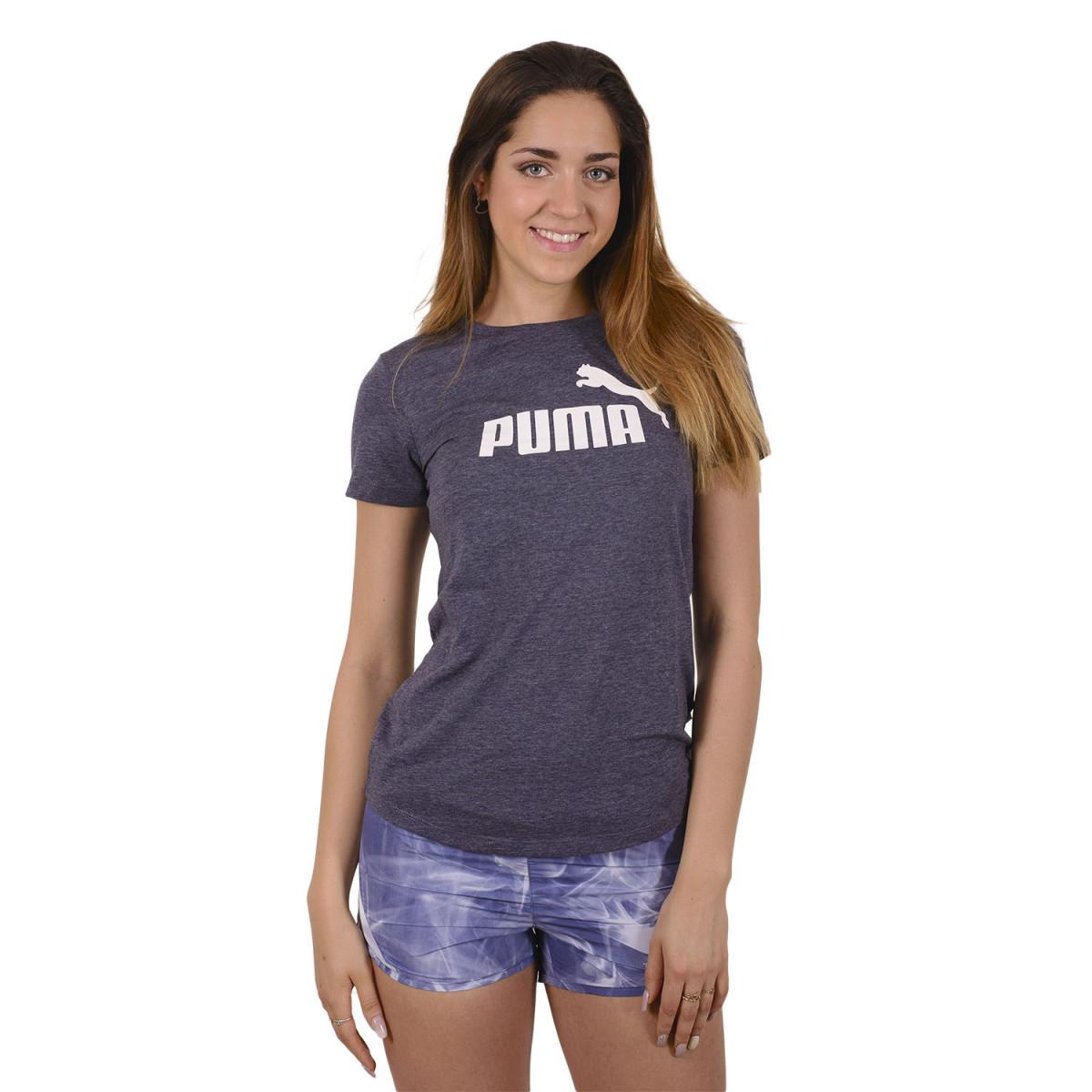Remera Puma Essentials Logo