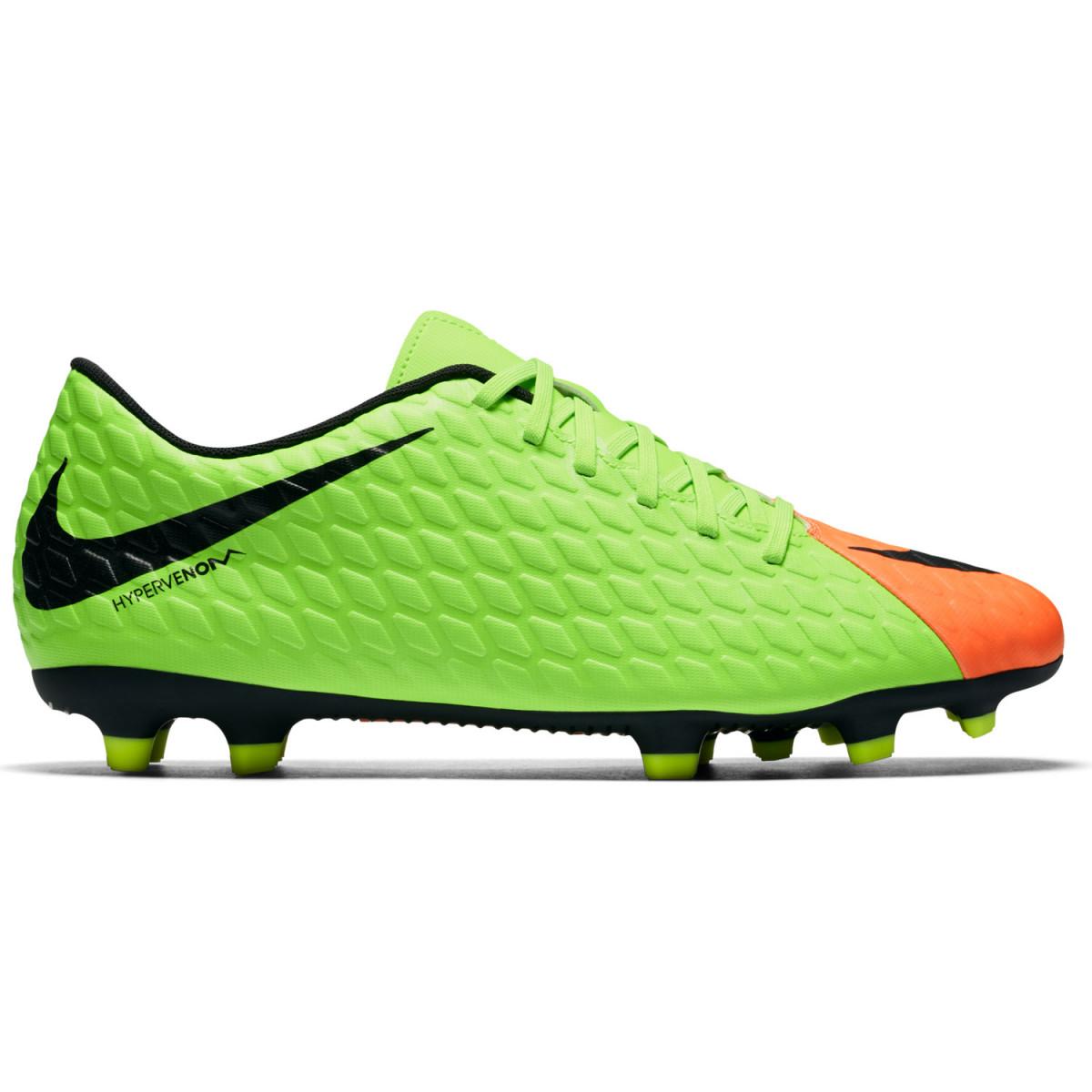 083dc19dc8d23 Botines Nike Hypervenom Phade III Fg