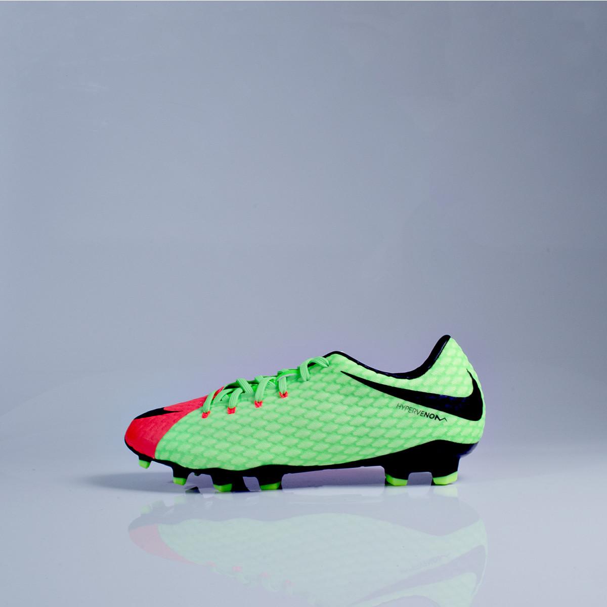 95da587430263 Botines Nike Hypervenom Phelon III FG - Ofertas - Colegial