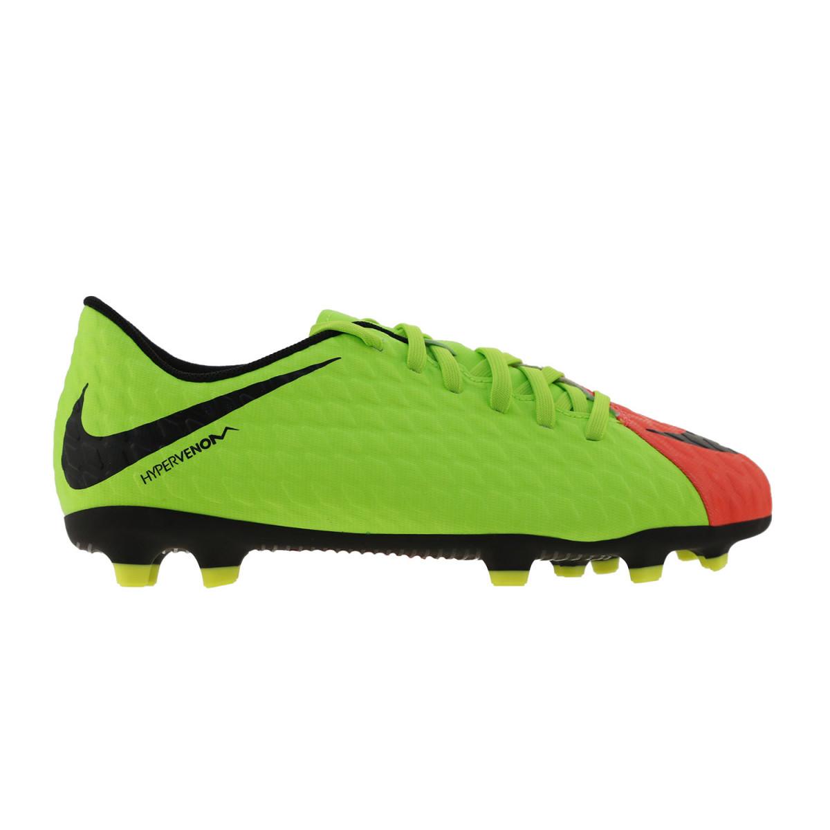 53fe7988b183a Botines Nike Jr Hypervenom Phade III FG - Ofertas - Colegial
