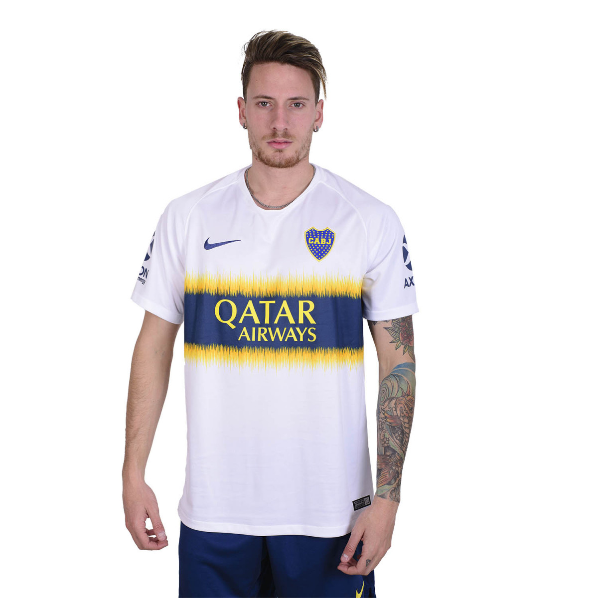 Camiseta Boca Stadium 2018/2019