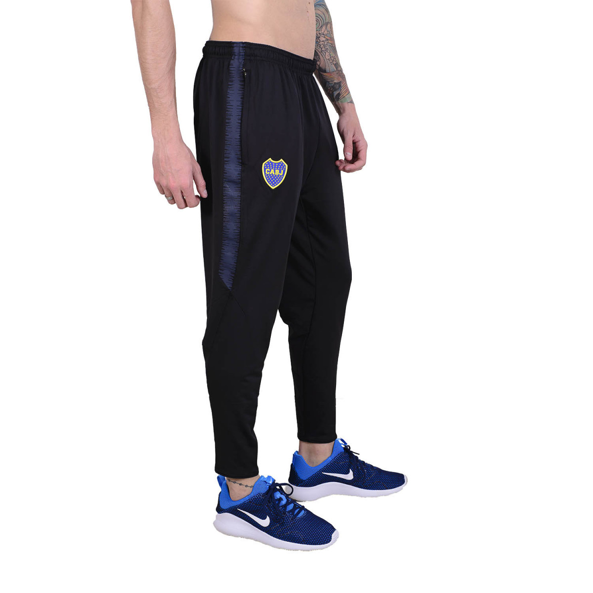 Pantalón Dry 2018 Boca Pantalones Indumentaria Calzas Nike AAqw7r