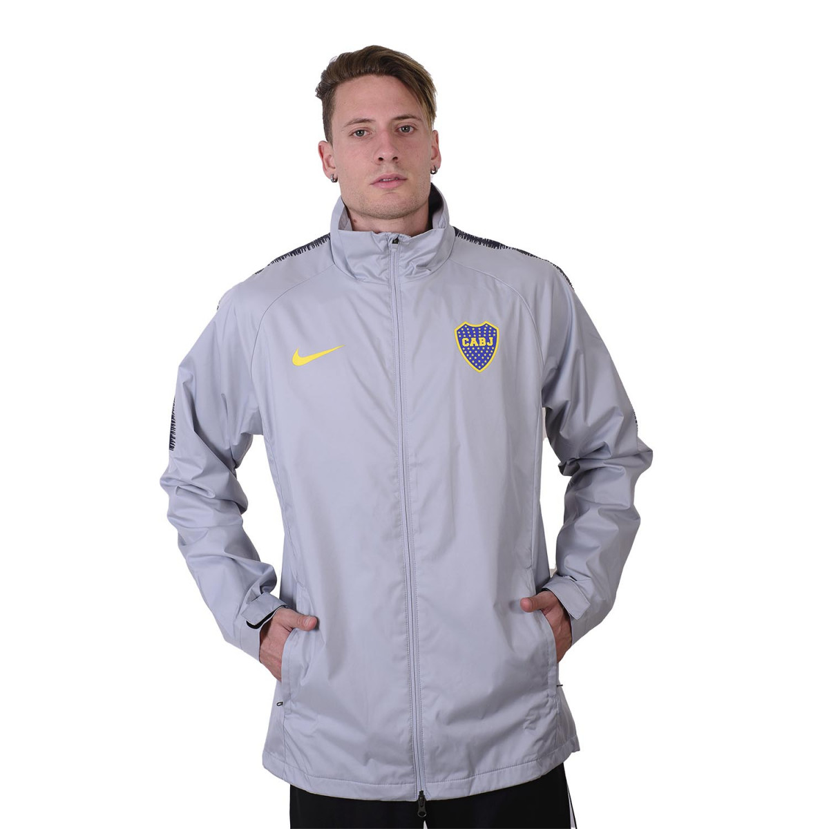 Campera Nike Boca Squad 2018/2019