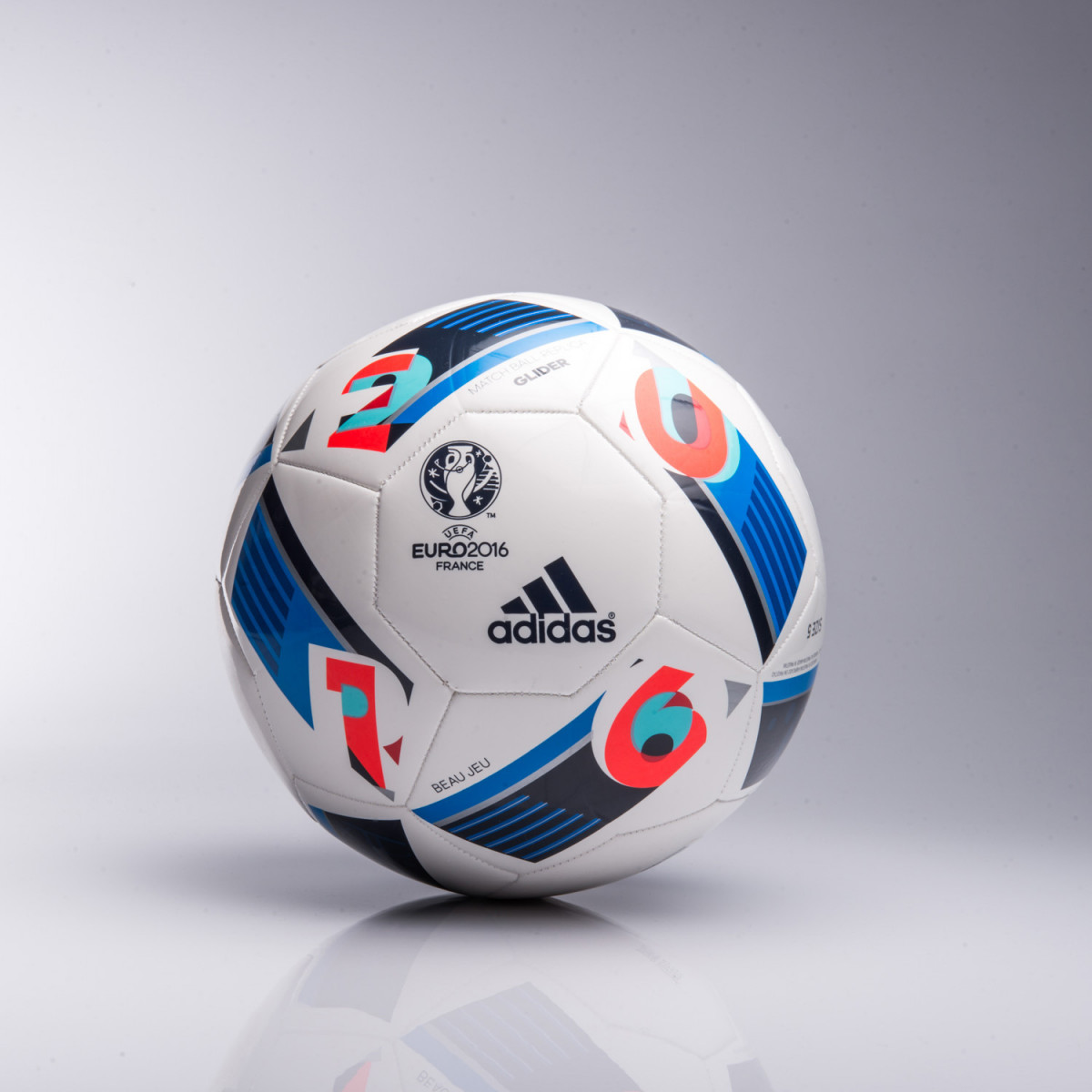 PELOTA ADIDAS EURO 2016 GLIDER