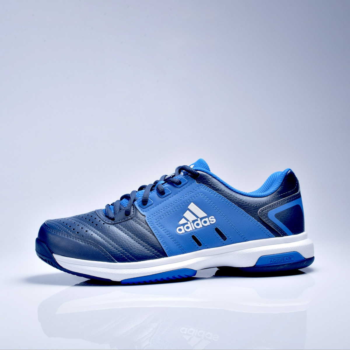 Zapatillas Adidas Barricade Approach Logo