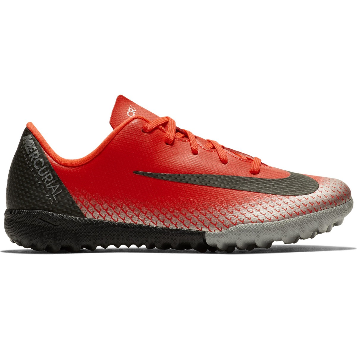 caa9108d3 Botines Nike Cr7 Vaporx 12 Academy Tf Jr