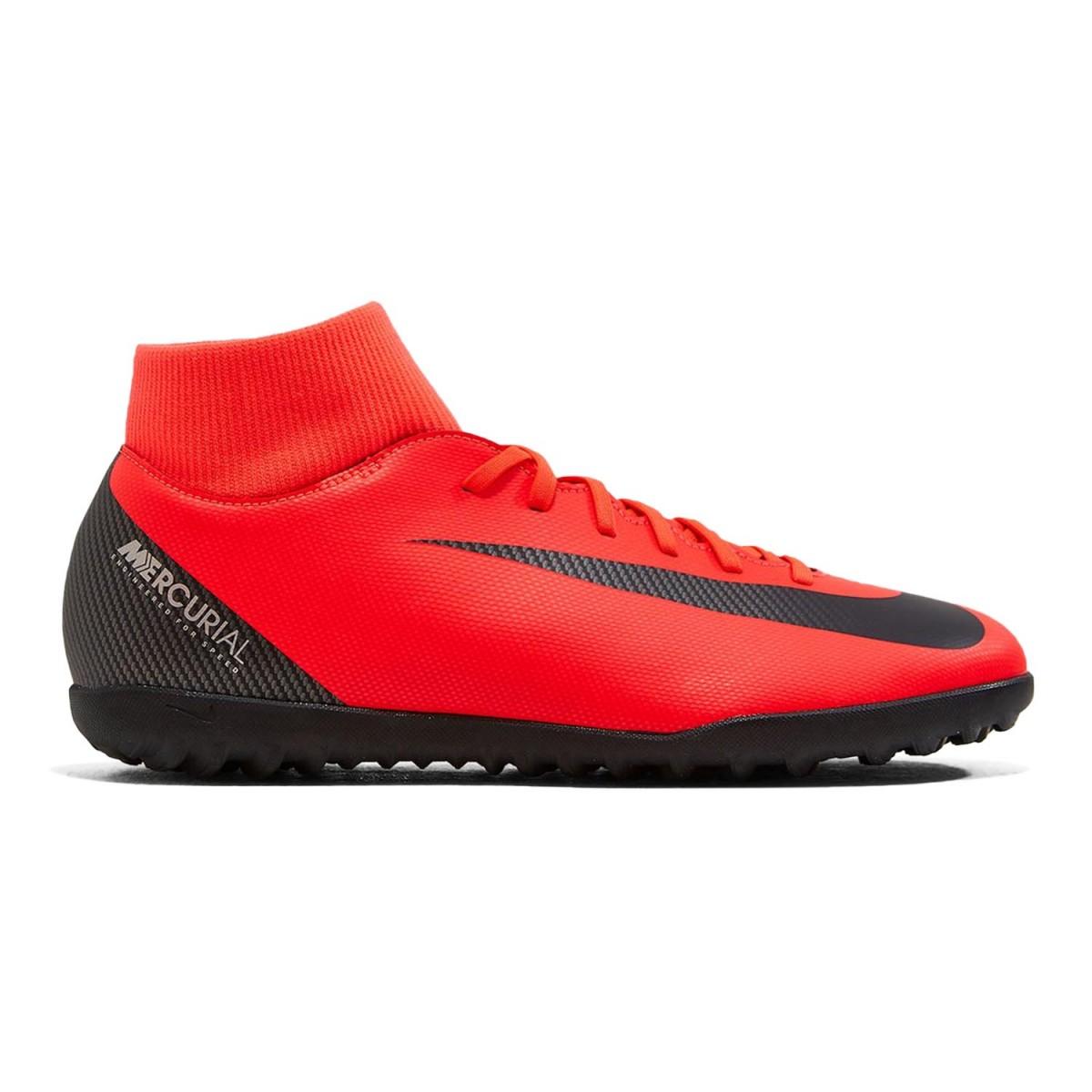 212936263cbda Botines Nike Cr7 Superflyx 6 Club Tf - Botines - Hombre