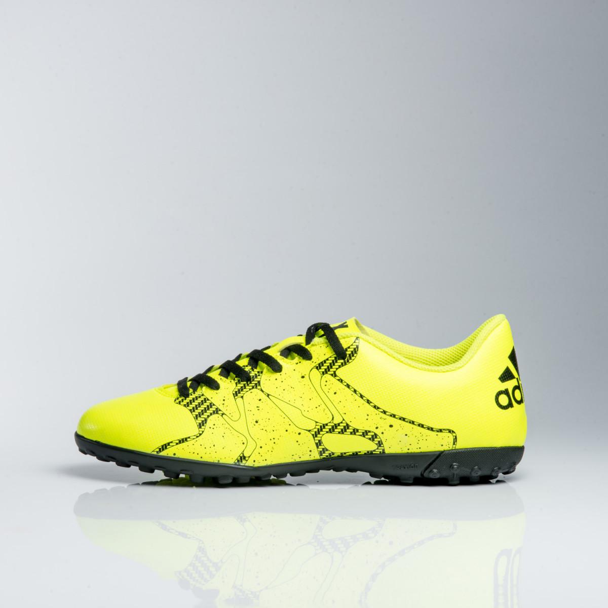 Adidas X 15.4 Amarillos