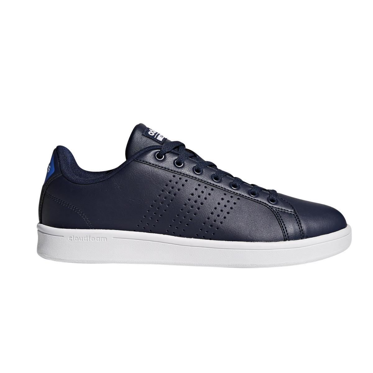 2fe90dd2b1bd0 Zapatillas Adidas Cloudfoam Advantage Clean - Clásicos de Cuero ...