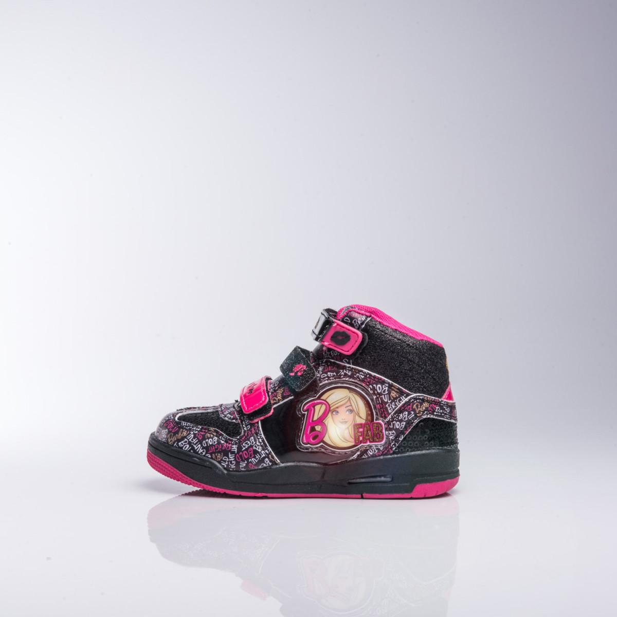 Zapatillas Footy Barbie C/Velcro