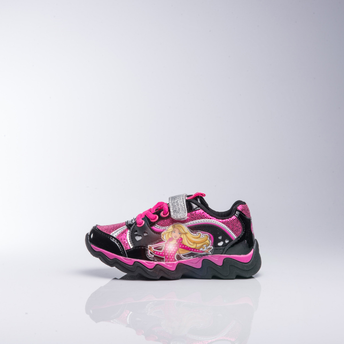 Zapatillas Footy Barbie C/Velcro