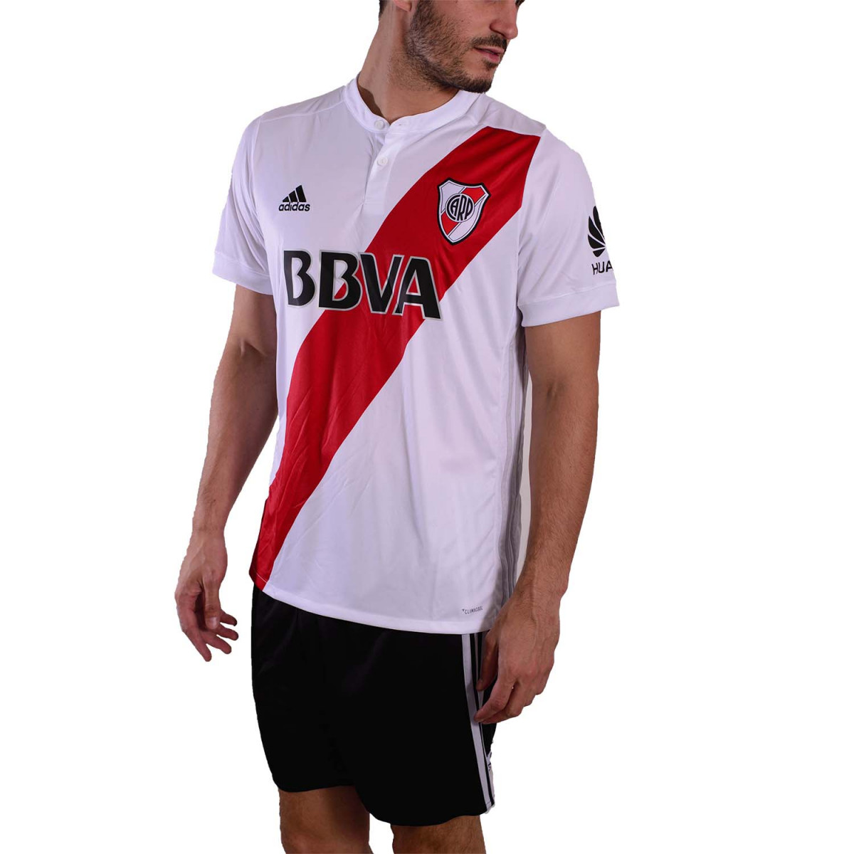 ca82d2230e473 Camiseta Adidas River Plate 2017 2018